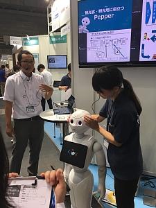 第3回関西教育ICT展2018の会場の様子 その4