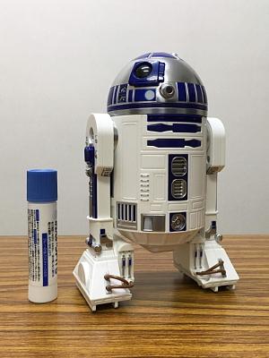 Sphero社のロボットR2D2の外観